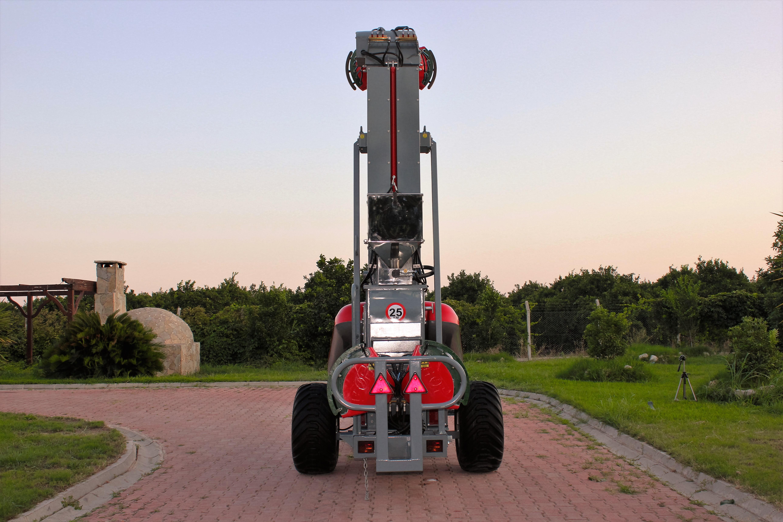 Palm Date Sprayer | BOA Makine - Profesyonel Tarım